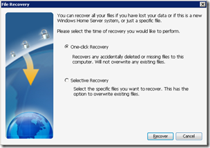 KV File Recovery