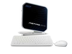 Acer R3610 with keyboard and mouse