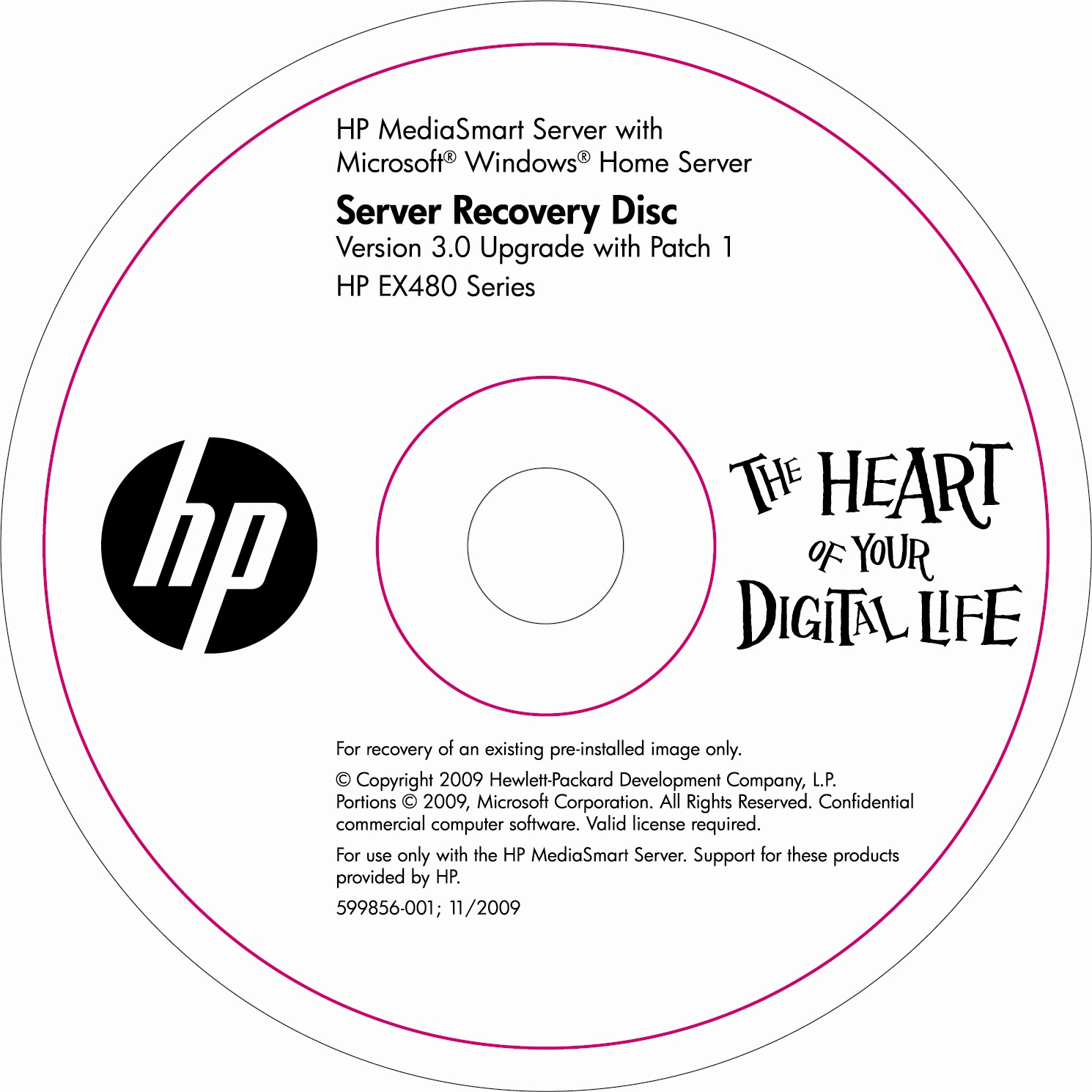 Hp Driver Recovery Dvd Download