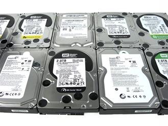 HotHardware 2TB HDD Roundup