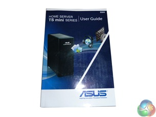 Asus TS mini User Guide