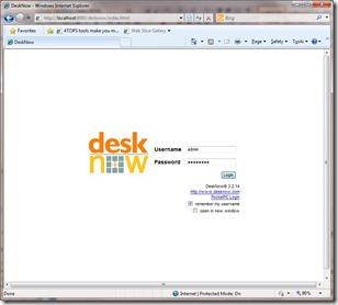 desk now