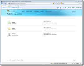 WakeOnLAN 0.2.1 Screen 1
